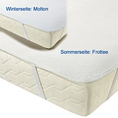 Erwin Müller summer/winter mattress topper