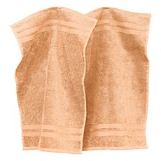 Pack of 2 Erwin Müller guest towels, Tübingen