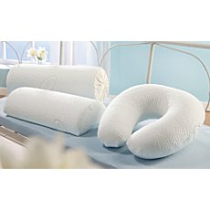 Garanta half round pillow