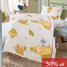 Baby Butt cotton duvet cover set