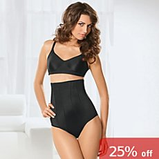 Naturana high waist control briefs