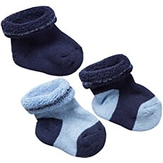 Newborn socks, 3-pk