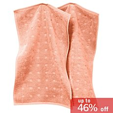 Pack of 2 Möve guest towels