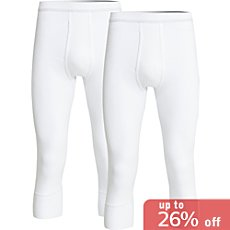 Pack of 2 Conta long johns