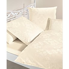 Bauer Egyptian cotton damask duvet cover