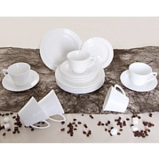 Pack of 6 coffee cups