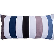 Biberna reversible seersucker pillowcase