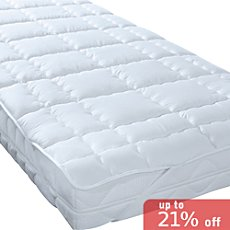 Badenia new wool mattress topper