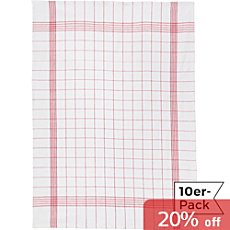 10-pk half-linen tea towels