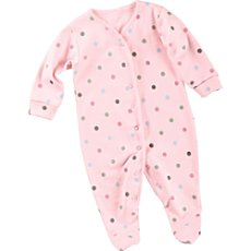 Baby Butt sleepsuit