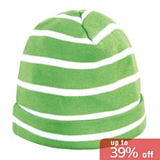 Baby Butt turn-up beanie hat