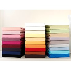 Estella fine jersey fitted sheet