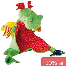 Sigikid cuddle cloth, dragon