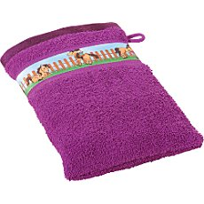Kinderbutt wash mitt