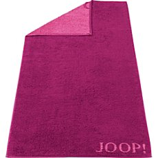 Joop! plain coloured beach towel