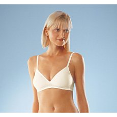 Triumph padded non-wired bra