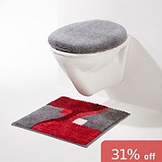 Erwin Müller bath mat for wall-hung WC