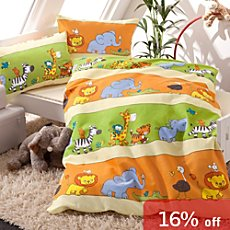 Baby Butt & Kinderbutt Rénforce duvet cover set