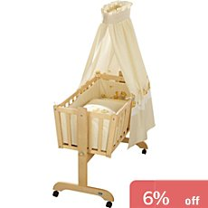 Alvi cradle set, Sandy