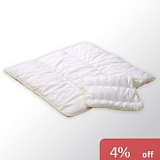 Alvi duvet & pillow set