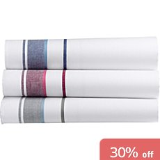 Pack of 3 handkerchiefs for men