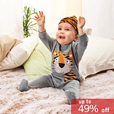 Baby Butt 2-pc pyjamas set