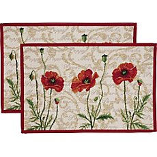 Pack of 2 Sander table mats