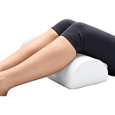Half-round knee support cushion