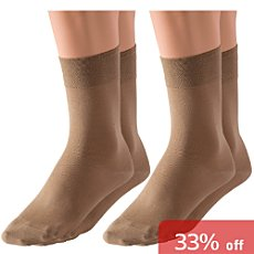 Pack of 2 Schiesser men´s socks