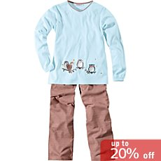 laritaM single jersey pyjamas for kids