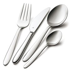 WMF  66-pc cutlery set