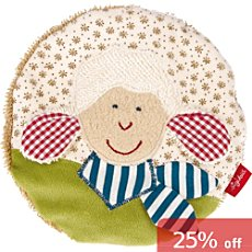 Sigikid cherry pit cushion,