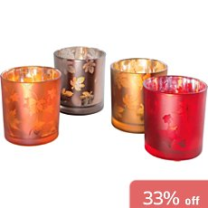4-pk tealight holders
