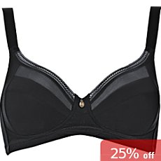 Triumph wireless minimizer bra