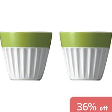 Pack of 2 cups