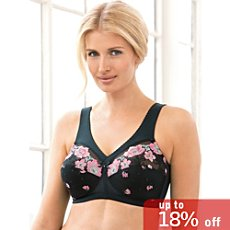 Glamorise wireless bra, Magic Lift®