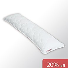 Badenia side sleeper pillow
