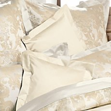 Bauer cotton sateen cushion cover