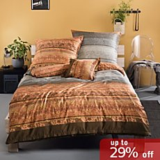 Bassetti Egyptian cotton sateen duvet cover set,