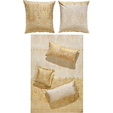 Bassetti cotton sateen cushion cover,