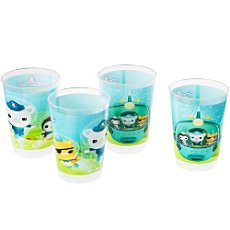 Gedalabels  4-pk cups
