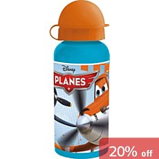 Aluminum bottle, Planes