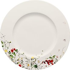 Rosenthal flat plate, Selection Fleurs Sauvages