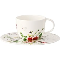Rosenthal 2-pc espresso set, Selection Fleurs Sauvages