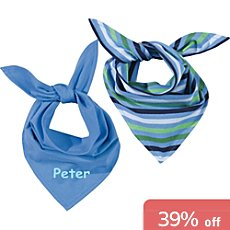 Pack of 2 Baby Buttt neck scarves