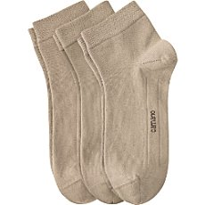 Pack of 3 Camano quarter socks