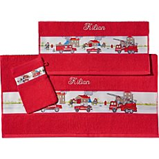 Kindergutt 3-pc towel set