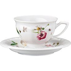 Rosenthal Selection Maria Pink Rose espresso set