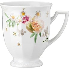 Rosenthal Selection Maria Pink Rose coffee mug