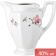 Rosenthal Selection Maria Pink Rose milk jug